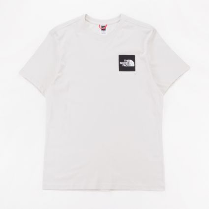 The North Face Blackbox Logo T-Shirt Tin Grey1