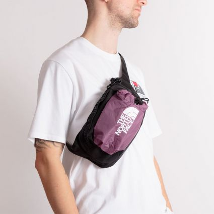 The North Face Bozer Hip Pack III Pikes Purple/TNF Black