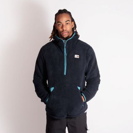The North Face Campshire Hoodie Aviator Navy/TNF Blue