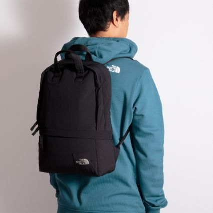 The North Face City Voyager Daypack TNF Black
