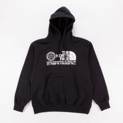 The North Face Coordinates Hoodie TNF Black1