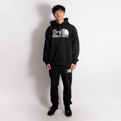 The North Face Coordinates Hoodie TNF Black