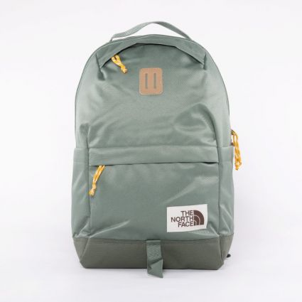 The North Face Daypack Laurel Wreath Green/Thyme/Arrowwood Yellow1