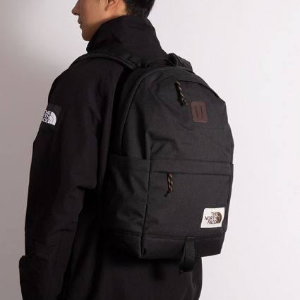 The North Face Daypack TNF Black Heather