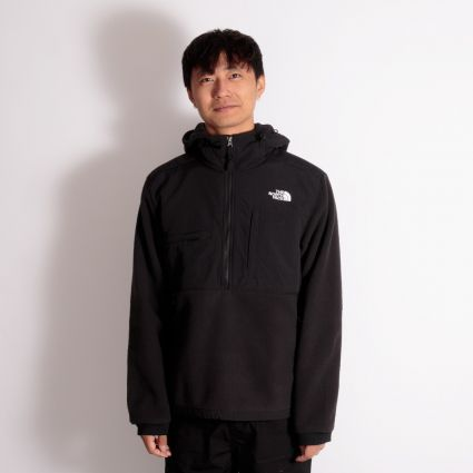 The North Face Denali 2 Anorak TNF Black