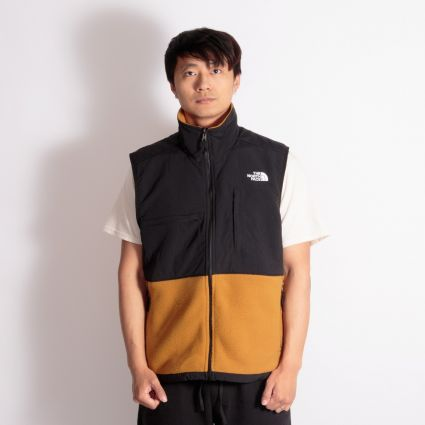 The North Face Denali Vest Timber Tan