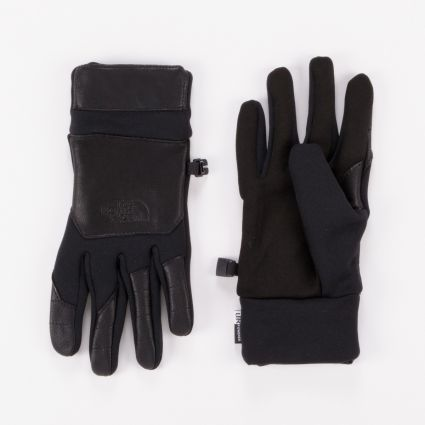 The North Face Etip™ Leather Gloves TNF Black1
