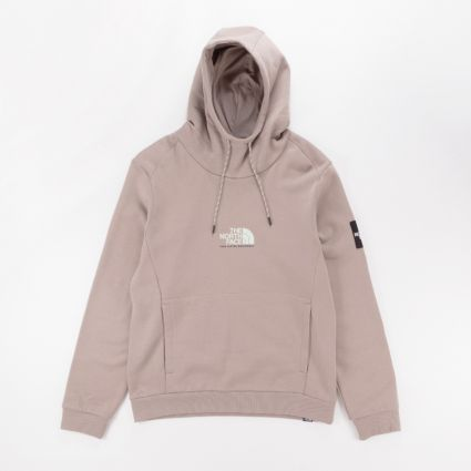 The North Face Fine Alpine Hoodie Mineral Grey1