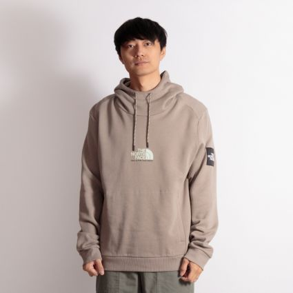 The North Face Fine Alpine Hoodie Mineral Grey