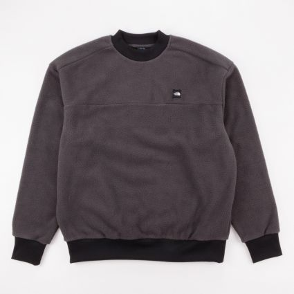 The North Face Fleeski Crew Fleece Asphalt Grey1