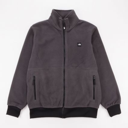 The North Face Fleeski Full Zip Fleece Asphalt Grey1