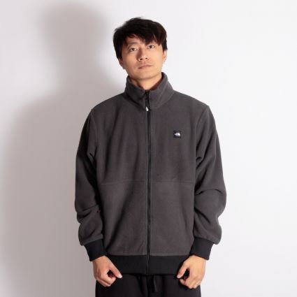 The North Face Fleeski Full Zip Fleece Asphalt Grey