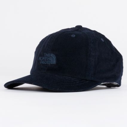 The North Face Heritage Cord Cap Aviator Navy1