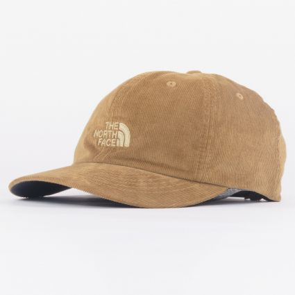 The North Face Heritage Cord Cap Utility Brown1