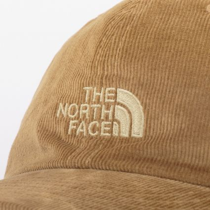 The North Face Heritage Cord Cap Utility Brown
