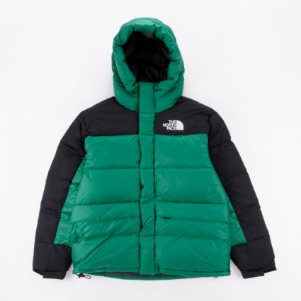 The North Face Himalayan Down Parka Evergreen1