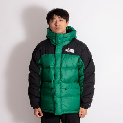 The North Face Himalayan Down Parka Evergreen