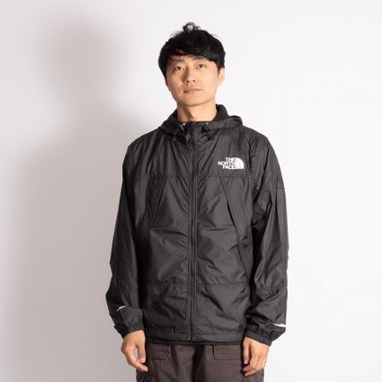 The North Face Hydrenaline Wind Jacket TNF Black