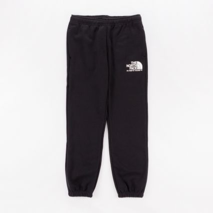 The North Face Logo Pant TNF Black1
