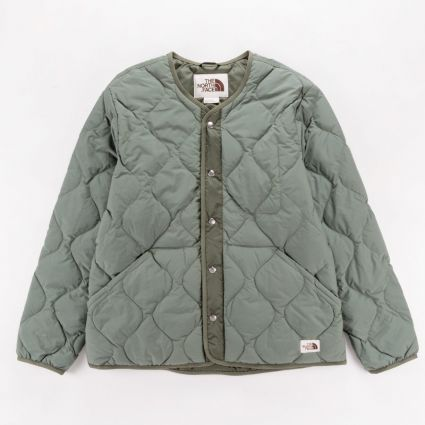The North Face M66 Down Liner Jacket Laurel Wreath Green/Thyme1