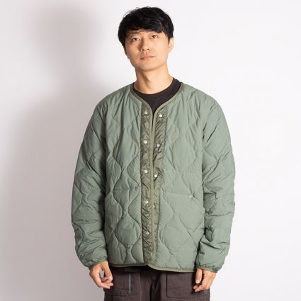 The North Face M66 Down Liner Jacket Laurel Wreath Green/Thyme