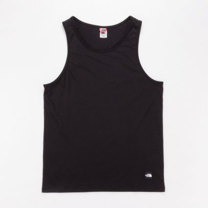 The North Face Masters Of Stone Tank TNF Black