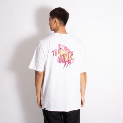 The North Face Masters Of Stone T-Shirt TNF White