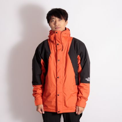 The North Face Mountain Light DryVent Insulated Jacket Burnt Ochre