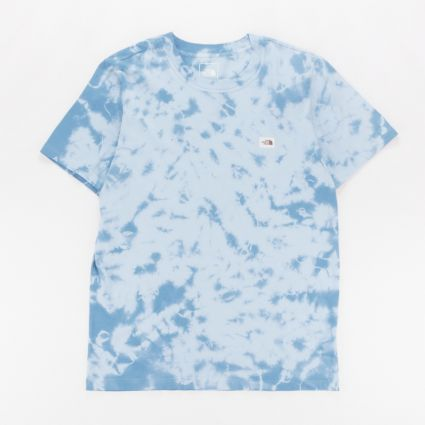 The North Face Natural Dye T-Shirt Monterey Blue Wash1