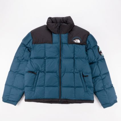The North Face NSE Lhotse Expedition Jacket Blue Wing Teal1