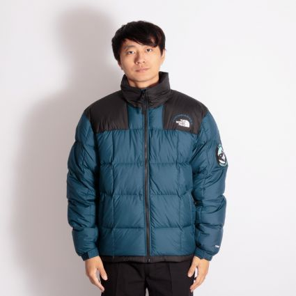 The North Face NSE Lhotse Expedition Jacket Blue Wing Teal