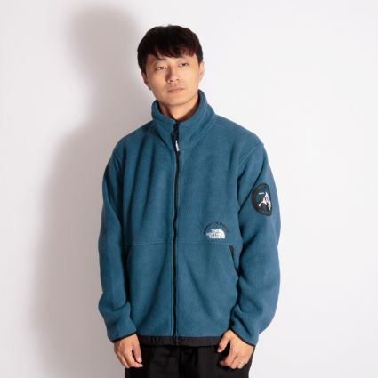The North Face NSE Pumori Expedition Jacket Blue Wing Teal