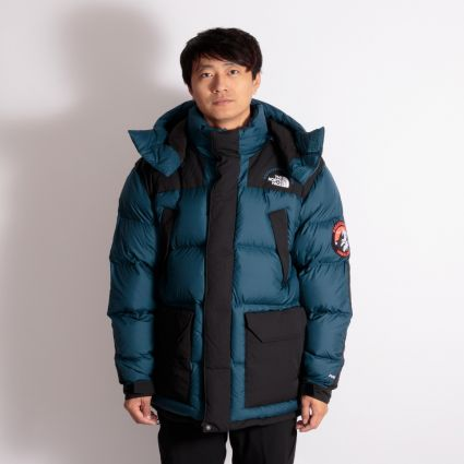 The North Face NSE Sagarmatha Parka Blue Wing Teal