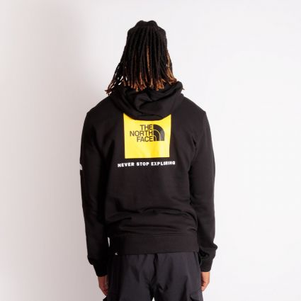 The North Face Search & Rescue Hoodie TNF Black