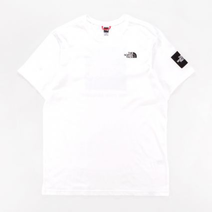 The North Face Search & Rescue T-Shirt TNF White1