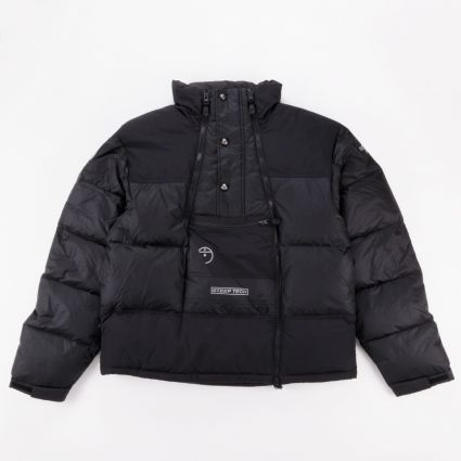 The North Face Steep Tech Down Jacket TNF Black1