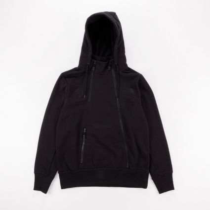 The North Face Steep Tech Logo Hoodie TNF Black1