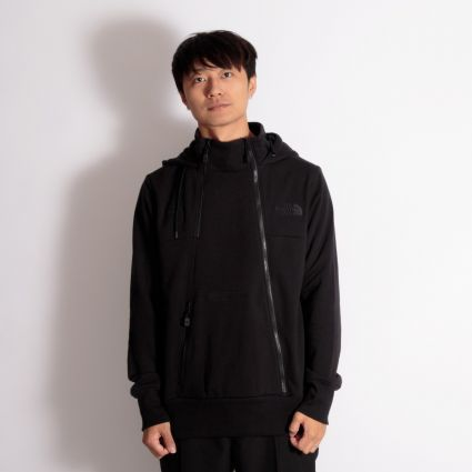 The North Face Steep Tech Logo Hoodie TNF Black