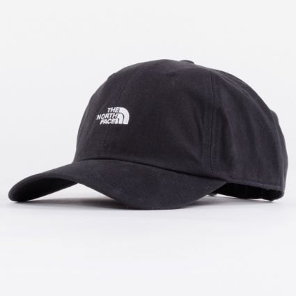 The North Face Washed Norm Hat TNF Black1