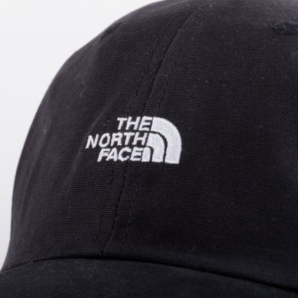 The North Face Washed Norm Hat TNF Black