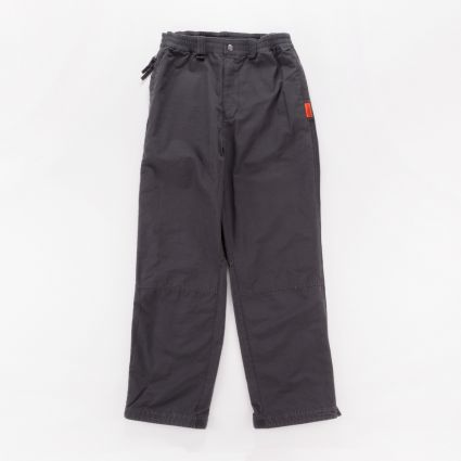 ThisIsNeverThat Side Zip Pant Charcoal1