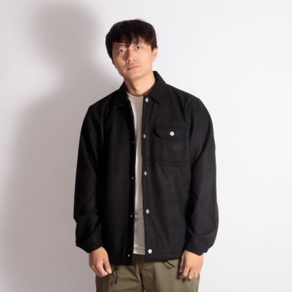 Universal Works Coach Jacket Black