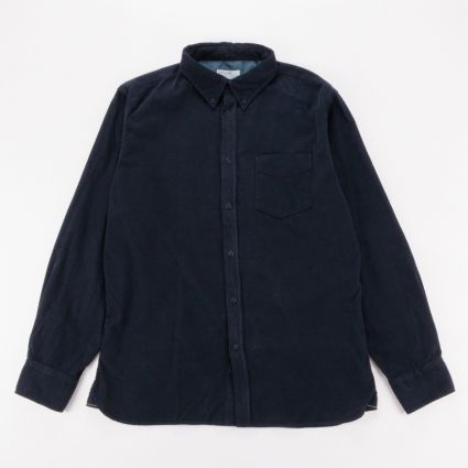 Universal Works Everyday Shirt Navy1