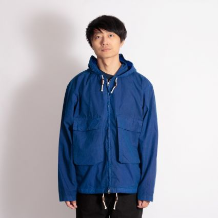 Universal Works Hangout Jacket Blue
