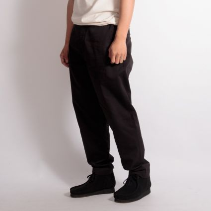 Universal Works Military Chino Black