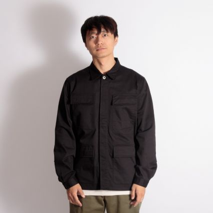Universal Works MW Fatigue Jacket Black