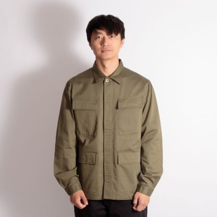Universal Works MW Fatigue Jacket Light Olive