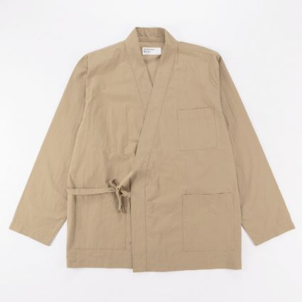 Universal Works Ripstop Kyoto Work Jacket Sand