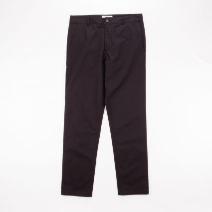 Universal Works Aston Pant Black1