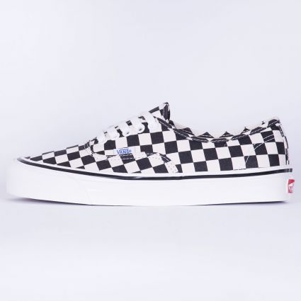 Vans Authentic 44 DX Anaheim Factory Black/Check VA38ENOAK